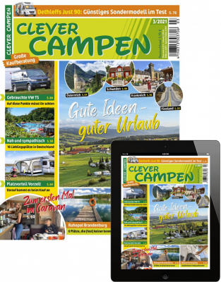 CLEVER CAMPEN Kombi-Abo