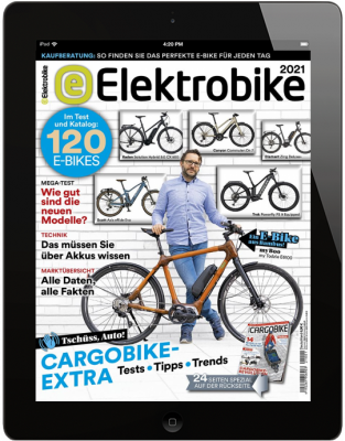 ELEKTROBIKE 1/2021 Download