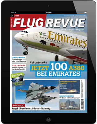 FLUG REVUE 1/2018 Download