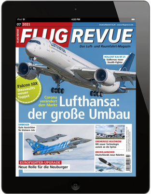 FLUG REVUE digital