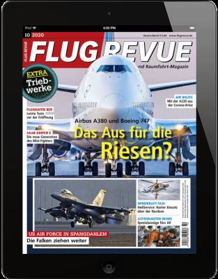 FLUG REVUE 10/2020 Download