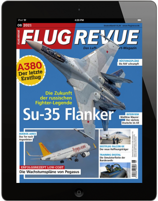 FLUG REVUE 6/2021 Download