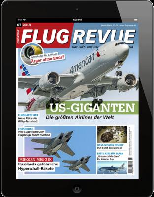FLUG REVUE 7/2018 Download