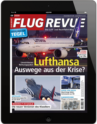 FLUG REVUE 8/2020 Download