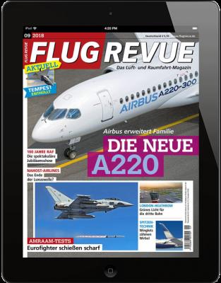 FLUG REVUE 9/2018 Download