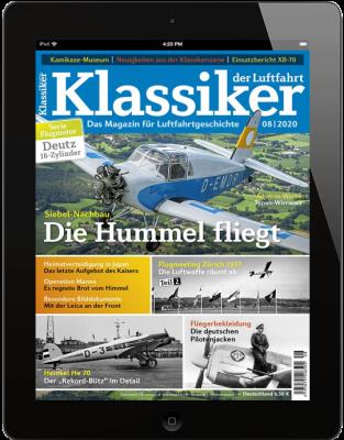KLASSIKER DER LUFTFAHRT 8/2020 Download