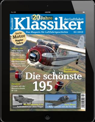 KLASSIKER DER LUFTFAHRT 1/2019 Download