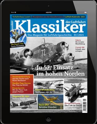 KLASSIKER DER LUFTFAHRT 1/2021 Download