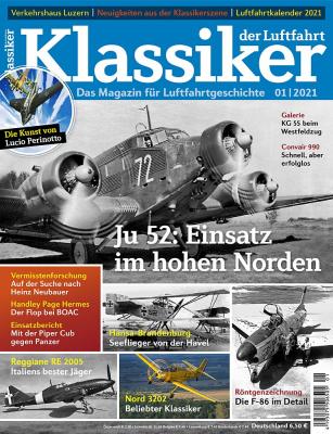 KLASSIKER DER LUFTFAHRT 1/2021