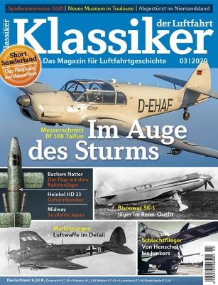 KLASSIKER DER LUFTFAHRT 3/2020