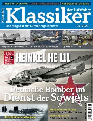 KLASSIKER DER LUFTFAHRT 5/2021