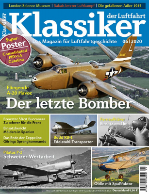 KLASSIKER DER LUFTFAHRT 6/2020