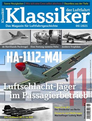 KLASSIKER DER LUFTFAHRT 6/2021