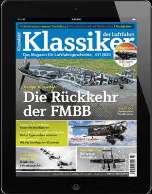 KLASSIKER DER LUFTFAHRT 7/2020 Download