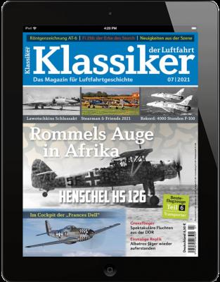KLASSIKER DER LUFTFAHRT 7/2021 Download