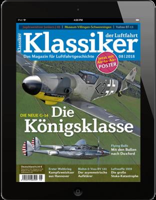 KLASSIKER DER LUFTFAHRT 8/2018 Download
