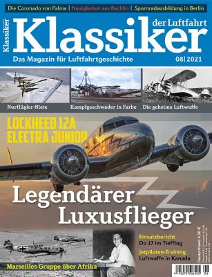 KLASSIKER DER LUFTFAHRT 8/2021