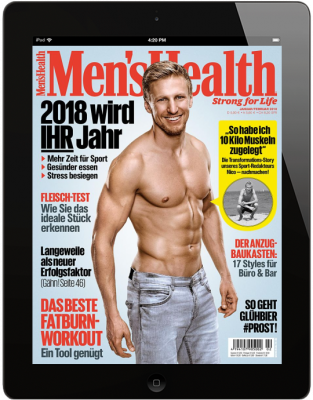 MEN'S HEALTH 2/2018 Download