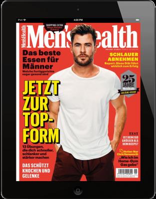 MEN'S HEALTH digital