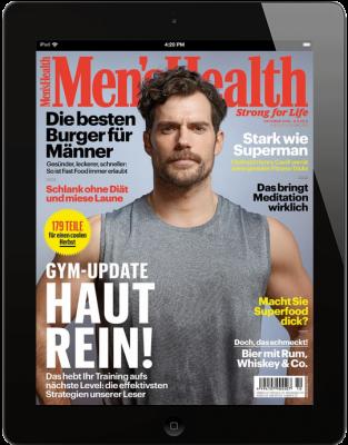 MEN'S HEALTH 10/2018 Download