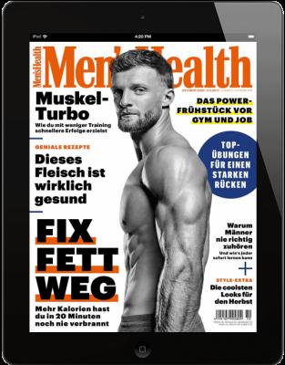 MEN'S HEALTH 10/2020 Download