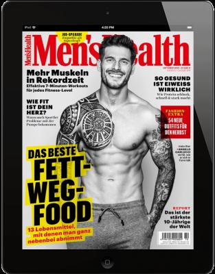MEN'S HEALTH 10/2021 Download
