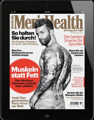 MEN'S HEALTH 11/2018 Download
