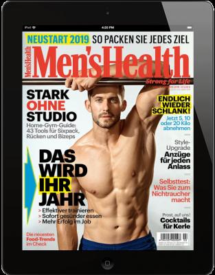 MEN'S HEALTH 2/2019 Download