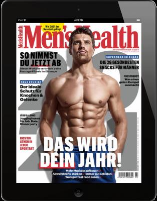 MEN'S HEALTH 2/2021 Download
