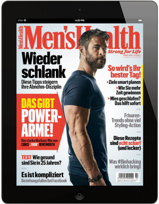 MEN'S HEALTH 3/2018 Download