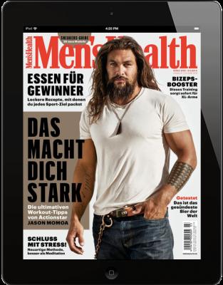 MEN'S HEALTH 3/2021 Download