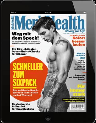 MEN'S HEALTH 4/2019 Download