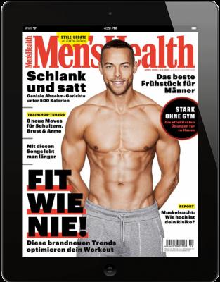 MEN'S HEALTH 4/2020 Download