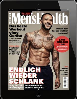 MEN'S HEALTH 4/2021 Download