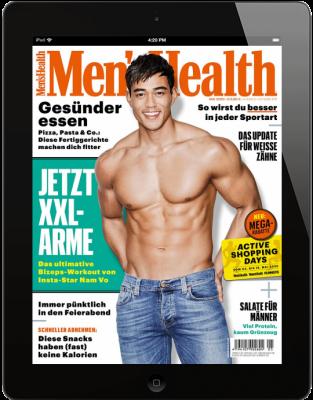 MEN'S HEALTH 5/2020 Download