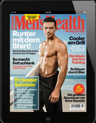 MEN'S HEALTH 8/2018 Download