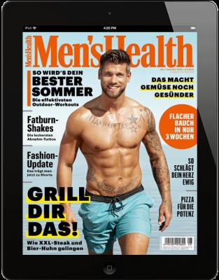 MEN'S HEALTH 8/2020 Download