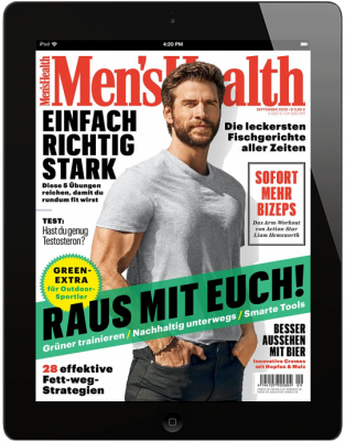 MEN'S HEALTH 9/2020 Download