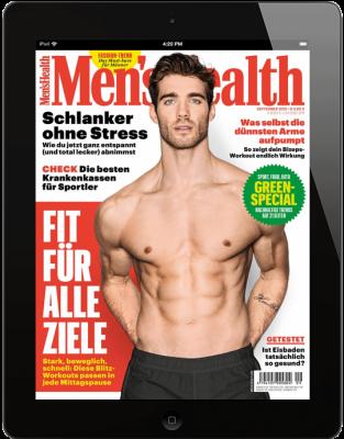 MEN'S HEALTH 9/2021 Download