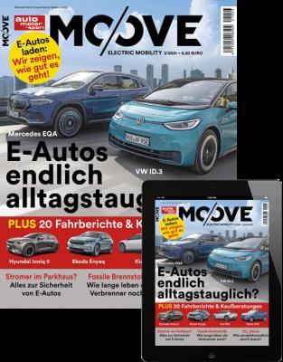 AUTO MOTOR UND SPORT MOOVE Kombi-Abo