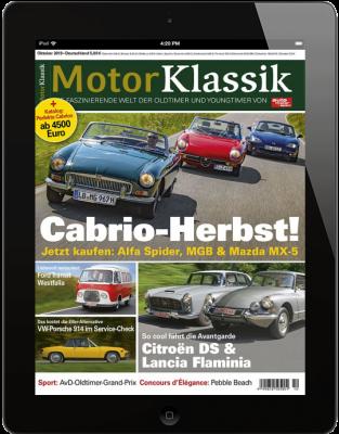 MOTOR KLASSIK 10/2019 Download