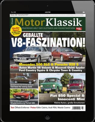 MOTOR KLASSIK digital