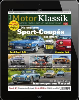MOTOR KLASSIK 11/2020 Download
