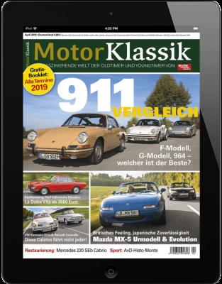 MOTOR KLASSIK 4/2019 Download