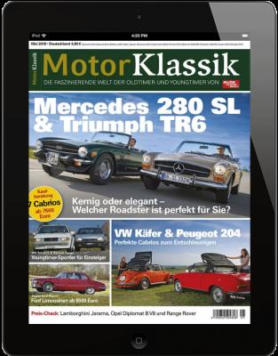 MOTOR KLASSIK 5/2018 Download