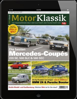 MOTOR KLASSIK 7/2018 Download