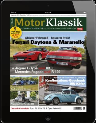 MOTOR KLASSIK 9/2018 Download