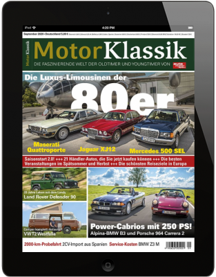 MOTOR KLASSIK 9/2020 Download