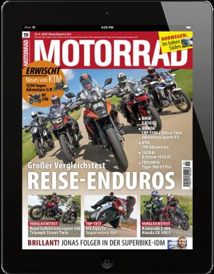 MOTORRAD 19/2020 Download
