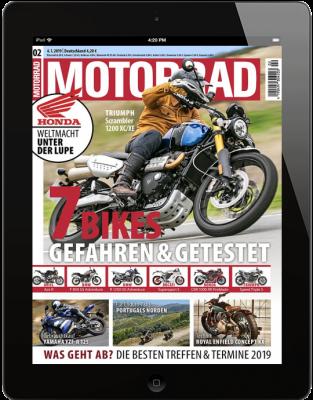 MOTORRAD 2/2019 Download